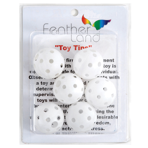 P552 Toy Parts Small Wiffle Balls